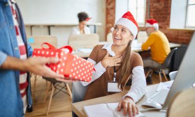 Weihnachtsgedichte für Arbeitskollegen