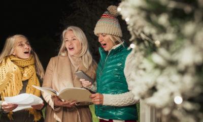 Weihnachtslieder zum Nachdenken