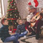 Weihnachtslieder lustig