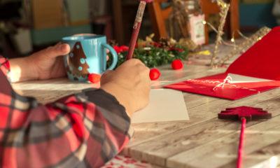Weihnachtswünsche für Karten