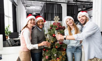 Weihnachtswünsche für Geschäftspartner