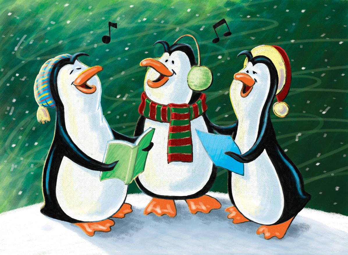 Weihnachtslieder für Erwachsene