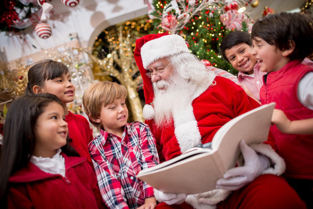 Kurze Weihnachtsgeschichte zum Vorlesen