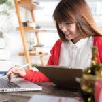 Weihnachtstexte für Kunden