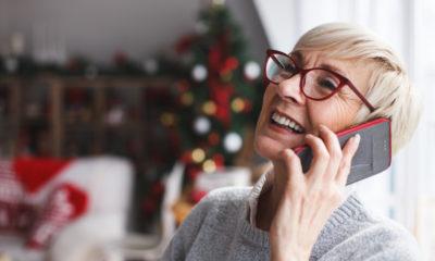 Weihnachtssprüche für Anrufbeantworter