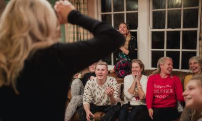 Weihnachtsspiele für Gruppen
