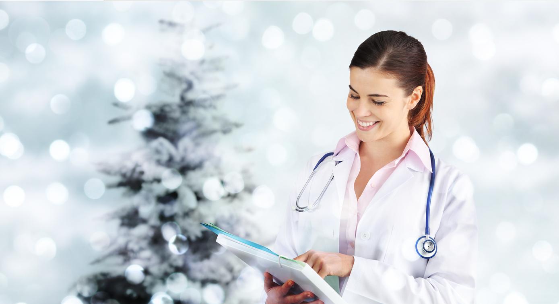 Weihnachtsgeschichte für Patienten