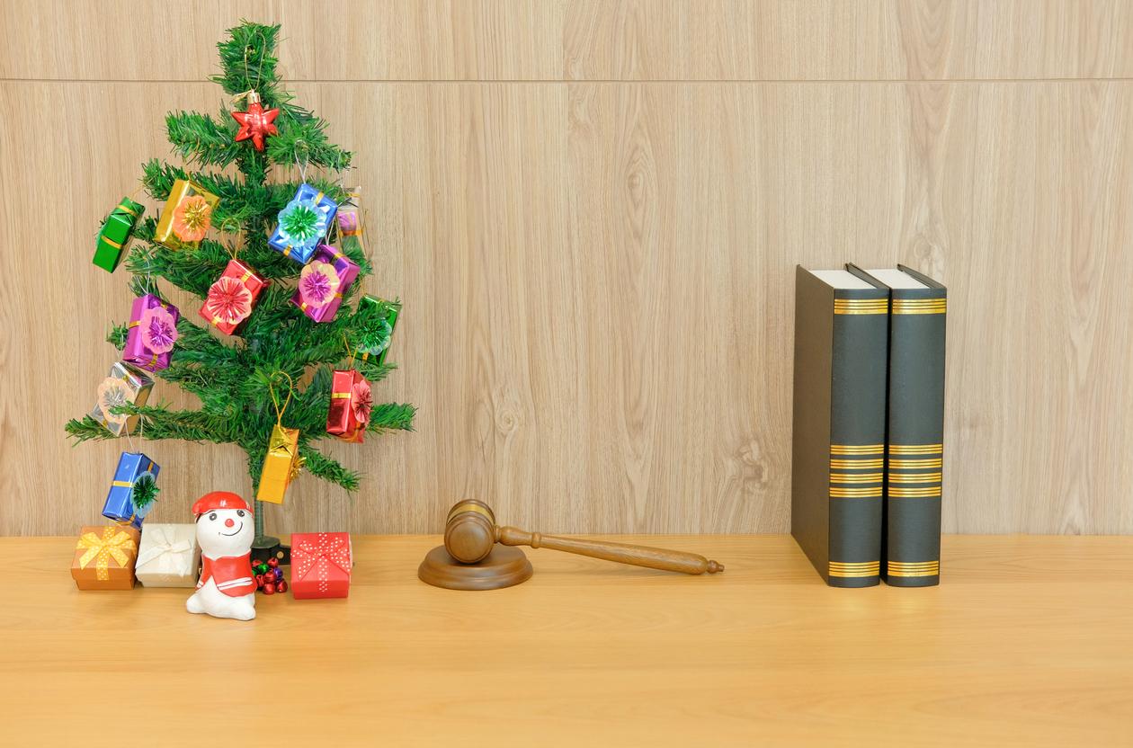 Weihnachtsgeschichte für Rechtsanwälte