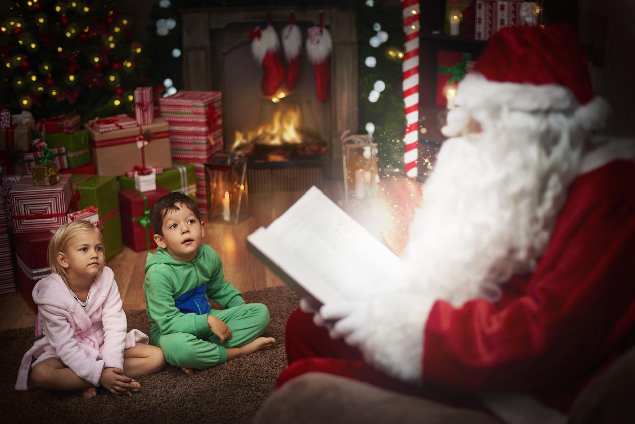 Weihnachtsmärchen für Kindergartenkinder