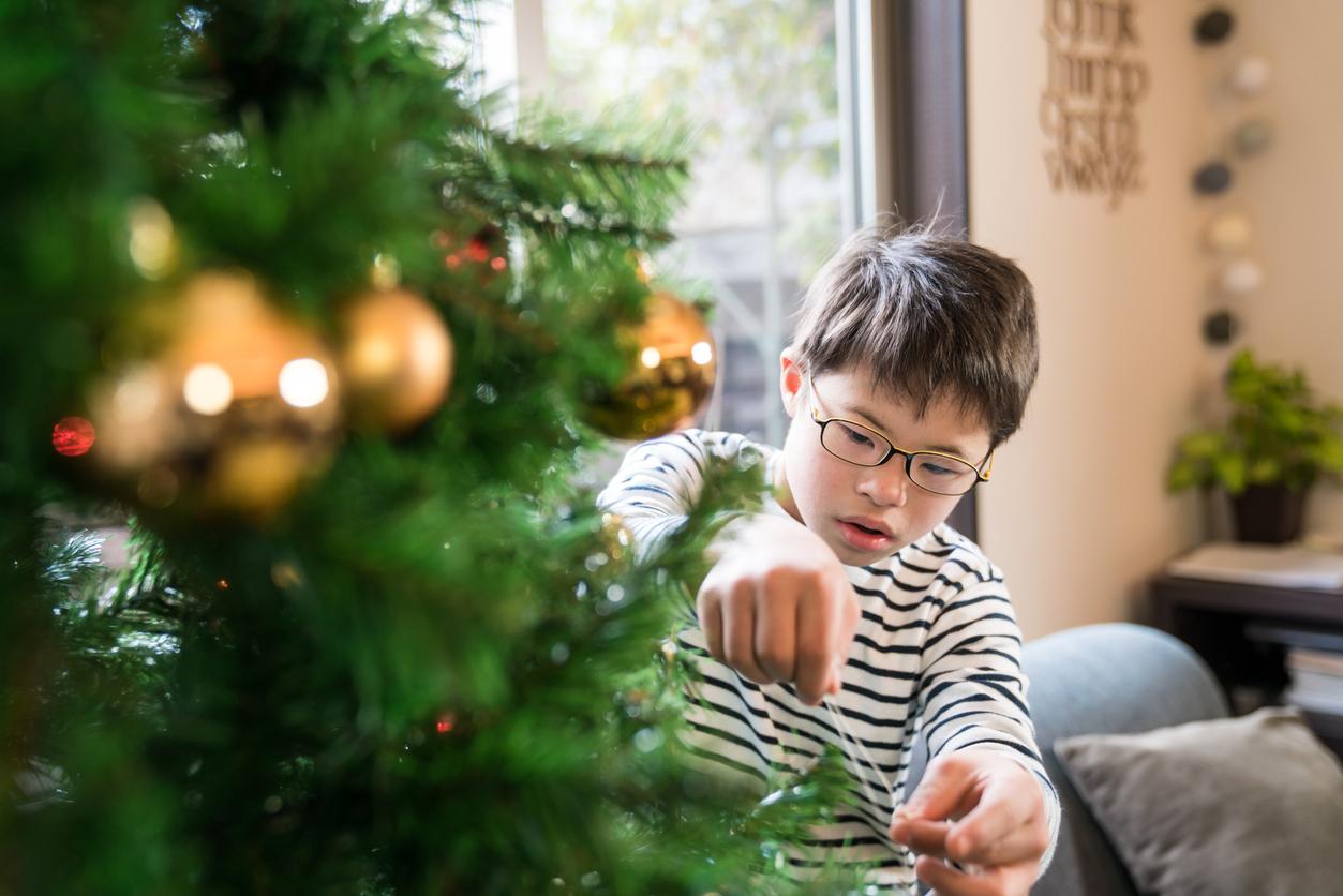 Weihnachtsgeschichte für Geistig Behinderte