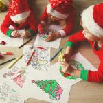 Weihnachtsspiele für Kindergartenkinder