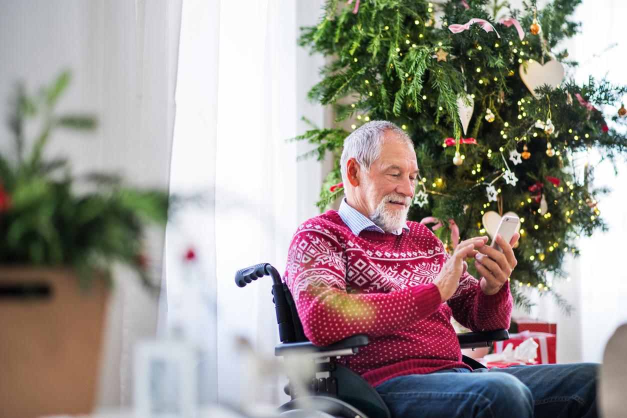 SMS Weihnachtsgrüße