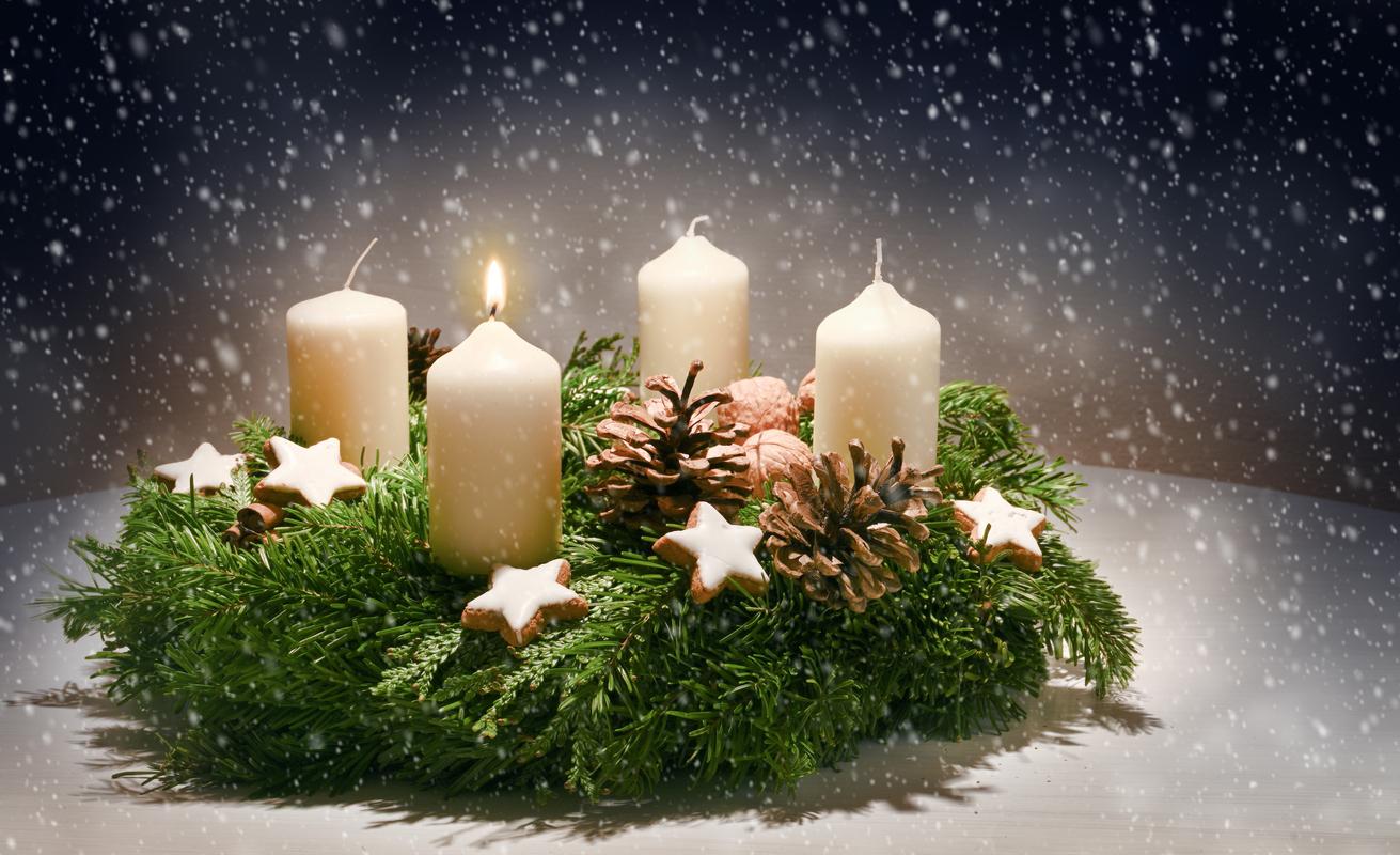 Kurze Adventssprüche