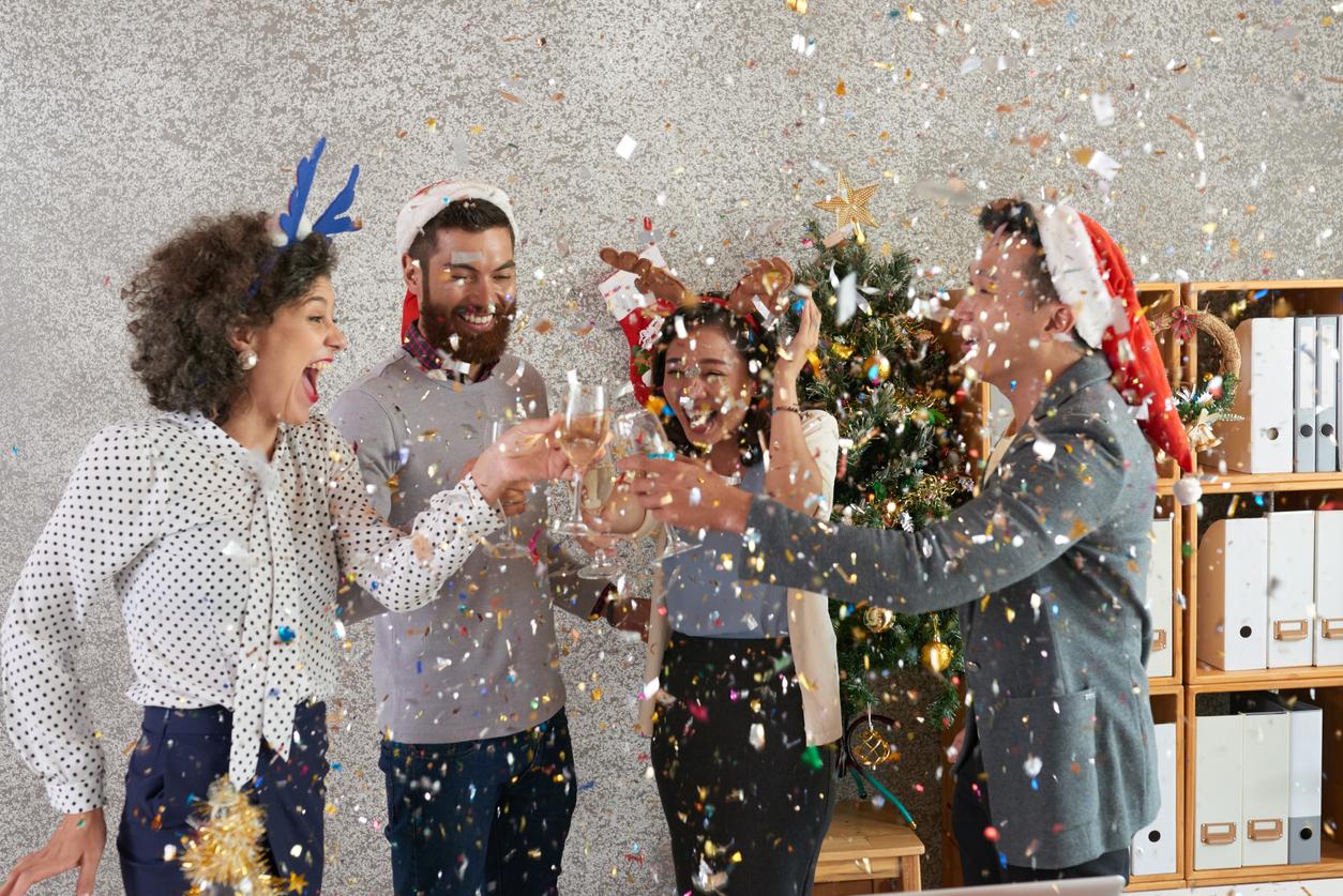 Weihnachtssprüche für Kollegen