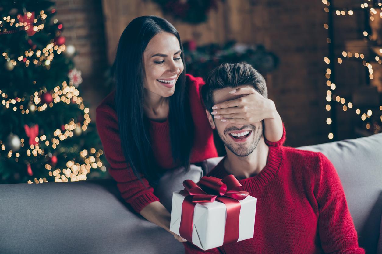 Weihnachtswünsche für Männer