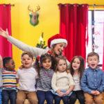 Nikolausrede für Kindergartenkinder