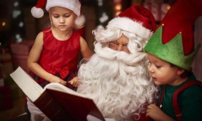 Weihnachtsgeschichte mit verteilten Rollen für die Weihnachtsfeier