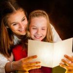 Weihnachtssprüche für Kinder