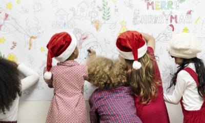 Englische Weihnachtsgedichte für die Grundschule