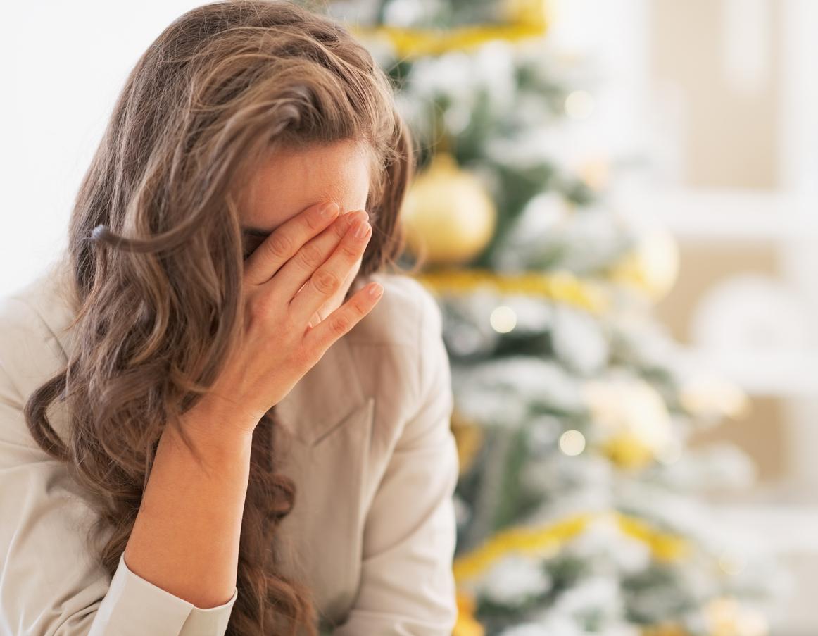 Weihnachtsgrüße für Trauernde