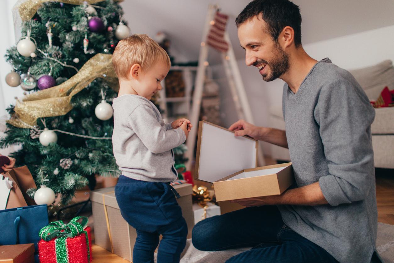 Weihnachtsgedichte für Papa