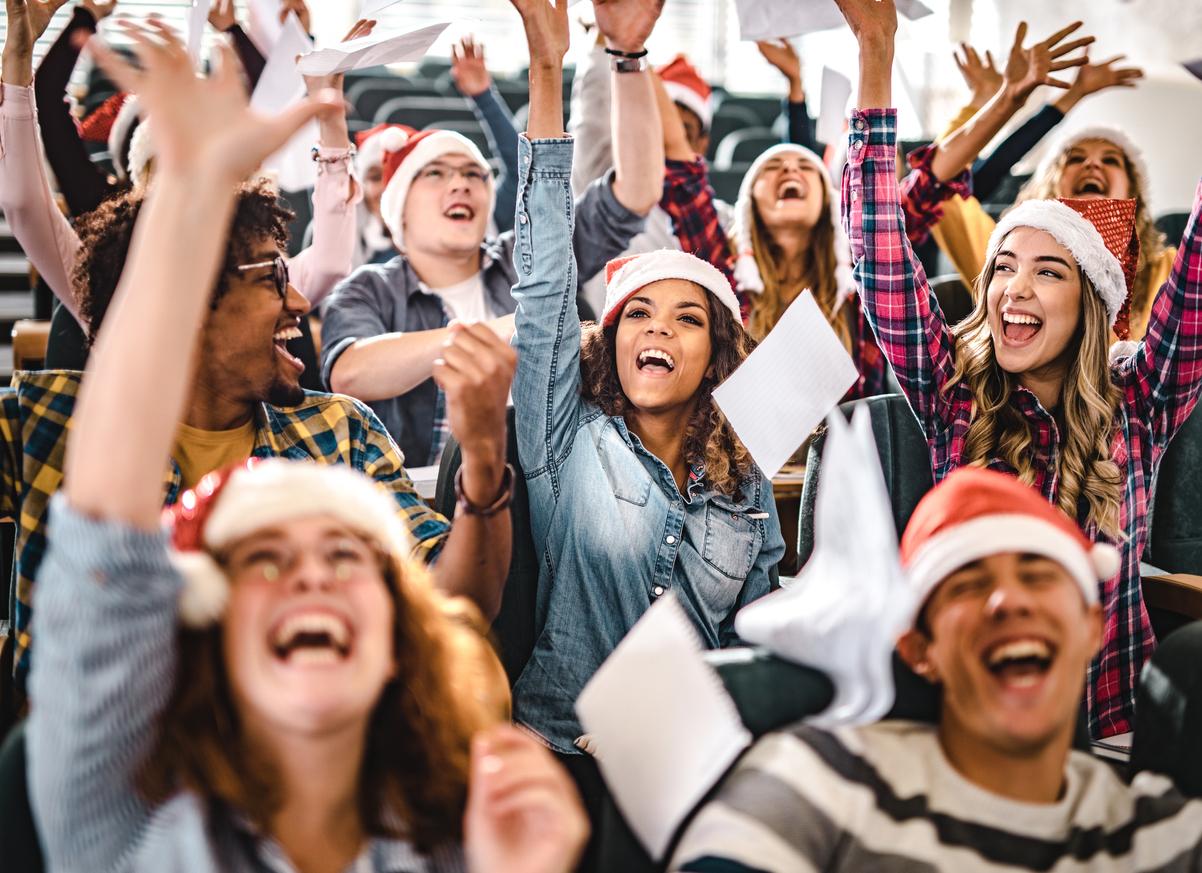Weihnachtsgedichte für Schüler
