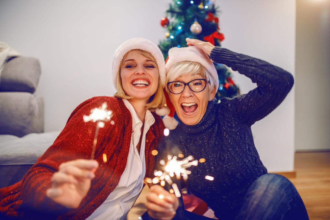 Weihnachtsgedichte für Mama