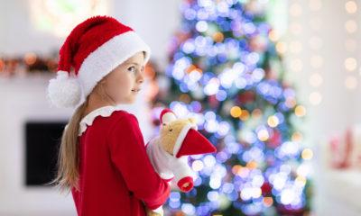 Kindliche, niedliche Weihnachtsgedichte