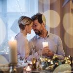 Weihnachtssprüche für Liebende