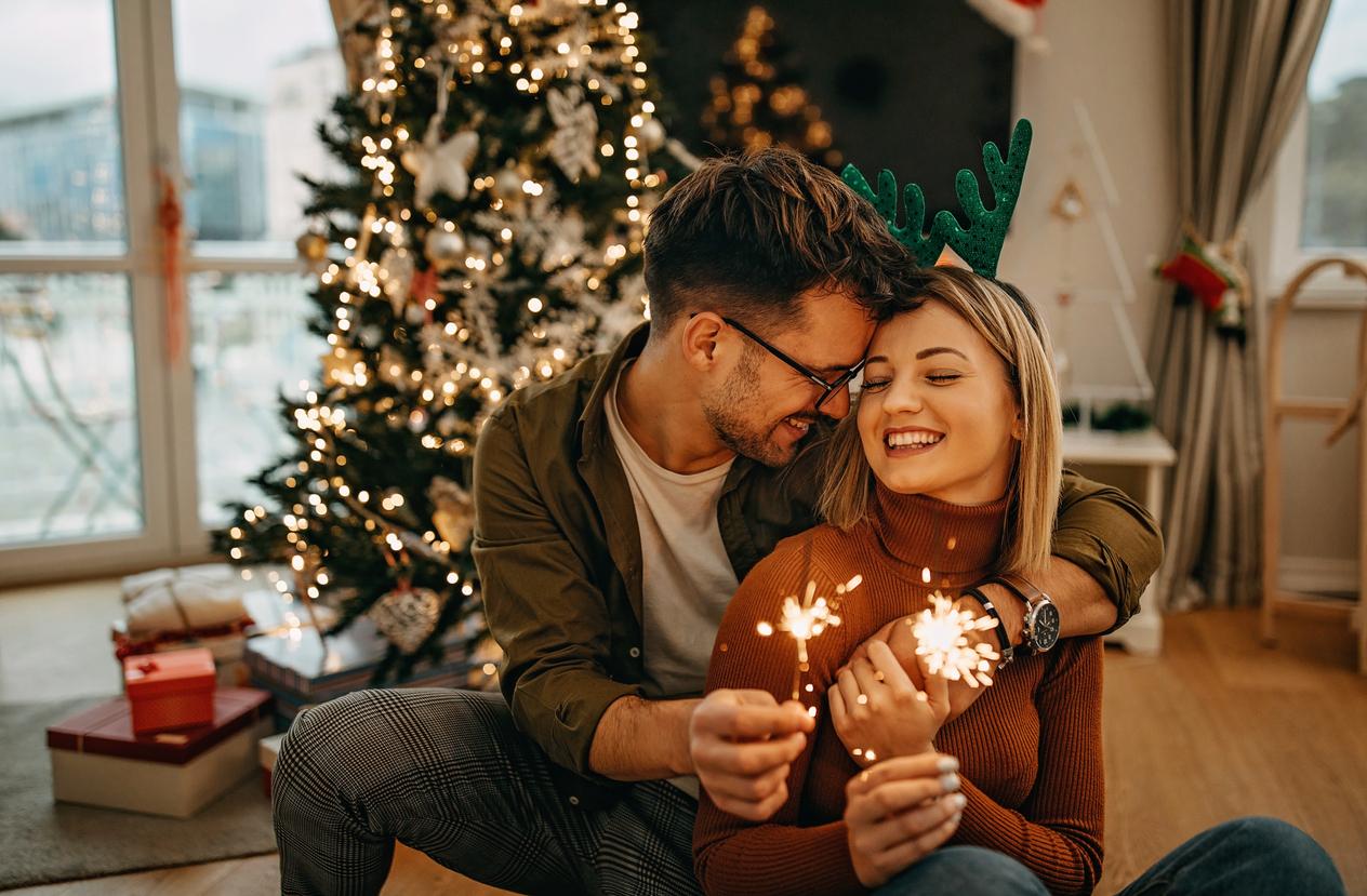 Weihnachtssprüche für den Partner / die Partnerin