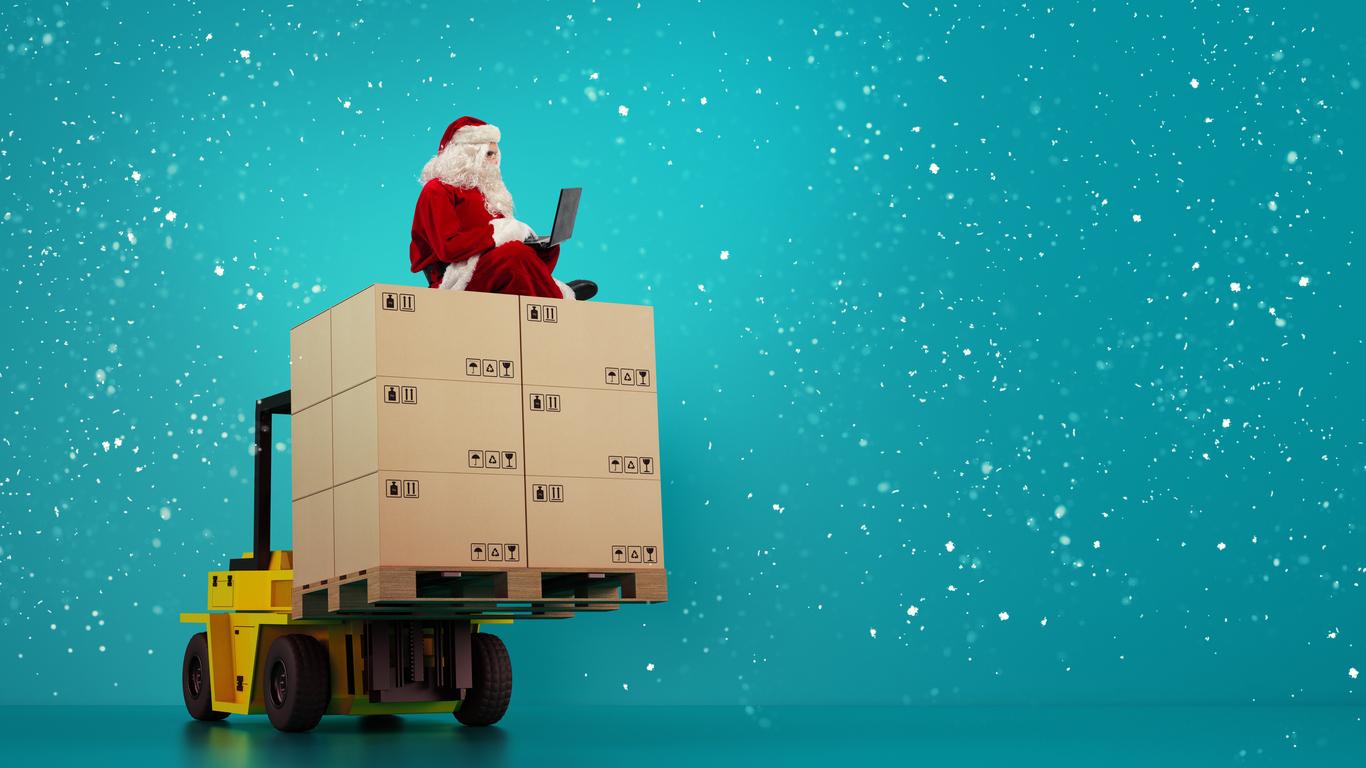 Weihnachtsgrüße für Lieferanten
