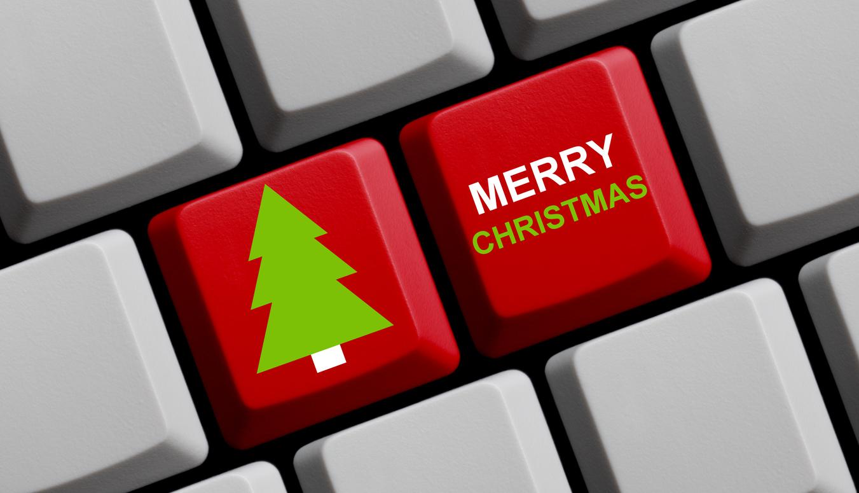 Weihnachtsgrüße für die Homepage