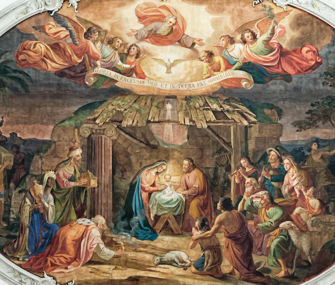 Weihnachtssprüche religiös