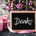 Weihnachtssprüche zum Danke sagen