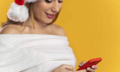 Weihnachtsgrüße für E-Mails