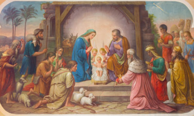 Weihnachtssprüche über Jesus