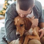 Weihnachtssprüche für Hundebesitzer