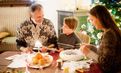 Weihnachtssprüche für die Eltern