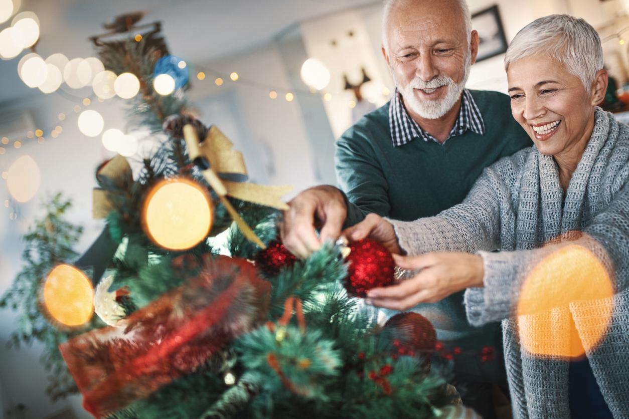 Weihnachtssprüche für Rentner / Senioren