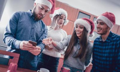 Weihnachtsgrüße für den Arbeitgeber