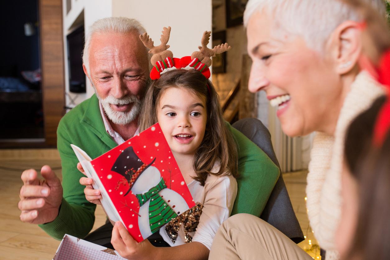 Weihnachtssprüche für die Enkelkinder